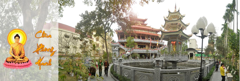 Chùa Phong Hanh 2