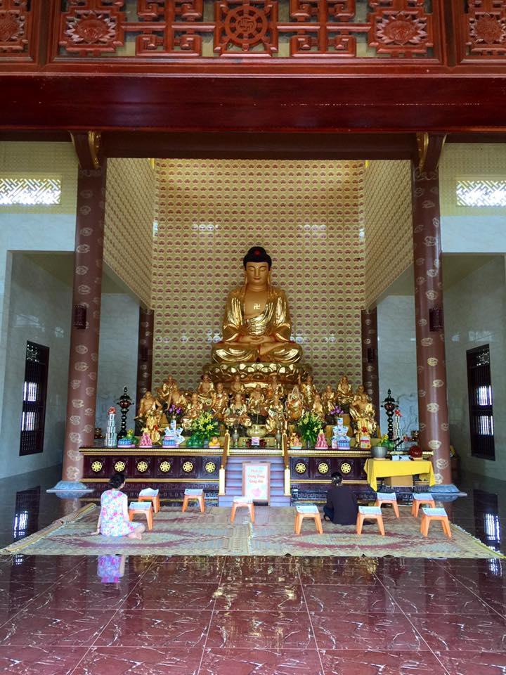 Vãn cảnh chùa (được đóng góp bởi các phật tử)