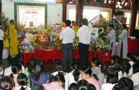 Tổng hợp các bài văn khấn trong Tang lễ Việt Nam (Phần II)