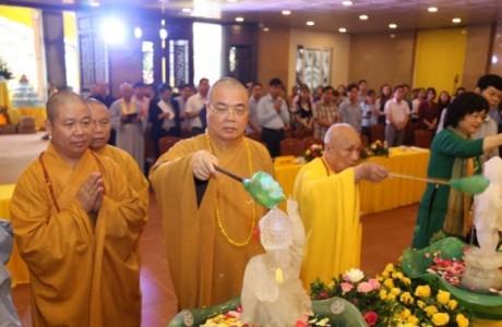 Nghệ An: Tổ chức lễ hội văn hóa Phật giáo Hương sen xứ Nghệ 2017