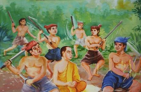 Chuyện cổ Phật gia: Vì sao người tu luyện không dùng thần thông để hóa giải ân oán?