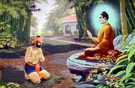 Chuyện cổ Phật gia: Chớ kiêu căng khinh mạn, soi người chẳng soi mình