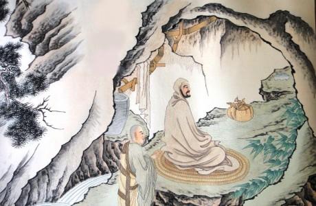 Lục tổ Huệ Năng có pháp khí lợi hại khiến người người thán phục sức mạnh của Phật Pháp