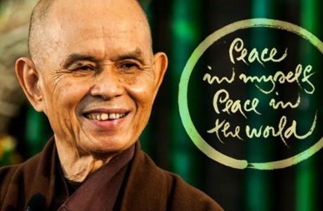 6 bài học về hạnh phúc đích thực từ Thiền sư Thích Nhất Hạnh