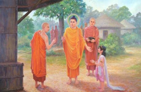 Chuyện cổ Phật gia: Ác khẩu gây tội nghiệp, chịu quả báo 500 năm