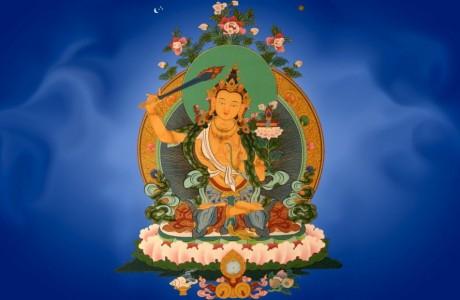 Chuyện cổ Phật gia: Văn Thù Bồ Tát thử thách đấng quân vương như thế nào?