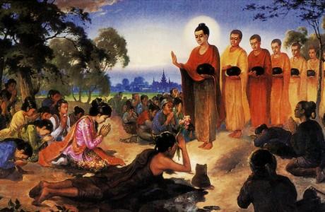 Chuyện cổ Phật gia: Cúng dường Đức Phật tám bó hoa, thoát khổ trăm ngàn kiếp