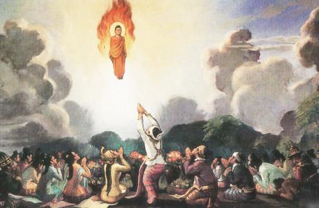 Câu chuyện từ quá khứ, tiết lộ vì sao ôn dịch thường xuất hiện khi lòng người vô đạo